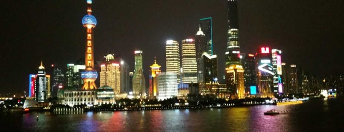 Shangai is one of Lugares favoritos de Ela.