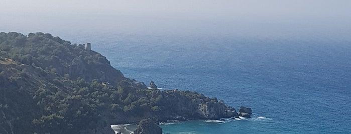 Playa del Cañuelo is one of Posti che sono piaciuti a Ian.