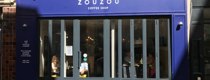 Zouzou is one of Kat 님이 좋아한 장소.