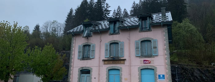 Gare SNCF des Houches is one of Chamonix Transport.