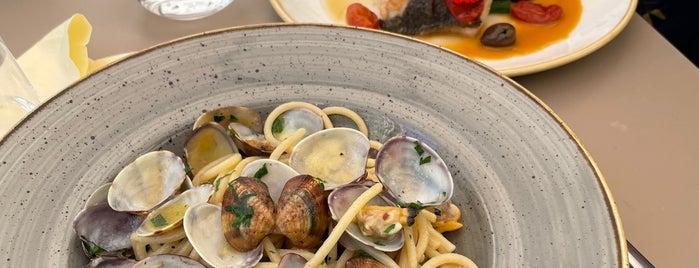 Osteria Ferrara is one of à faire asap.