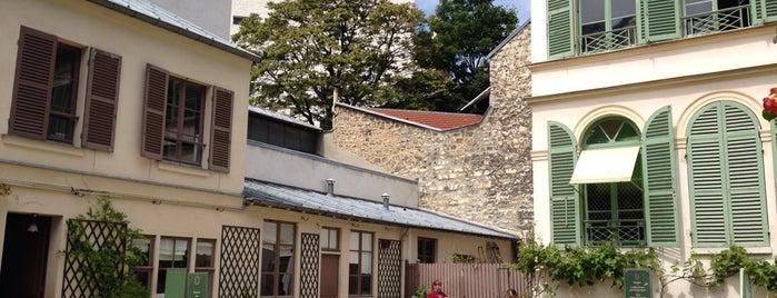"""Musée de la Vie Romantique is one of Le parcours """"Pass Jeunes""""."""
