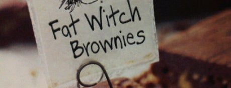 Fat Witch Bakery is one of NY To Do.