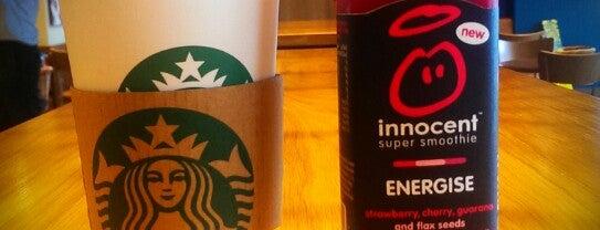 Starbucks is one of Posti che sono piaciuti a Dana.