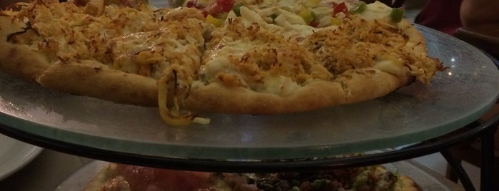 Verace Pizza is one of Lugares favoritos de Adriane.