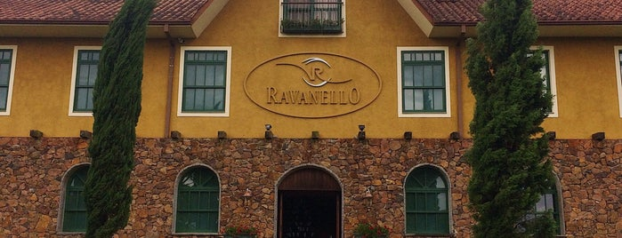 Vinícola Ravanello is one of Lugares favoritos de Adriane.