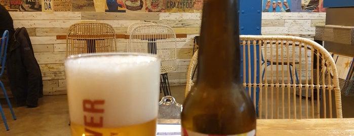 La Menuda - Craft Beer & Crazy Food is one of Restaurantes Bcn.