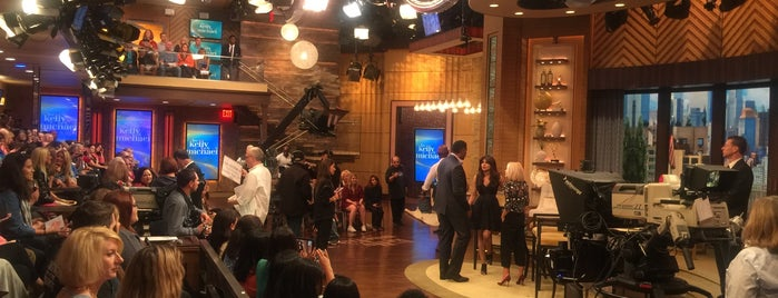 Live with Kelly & Ryan! is one of NYC.