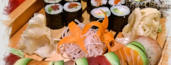 Sushi Bar Ky is one of Let's go to Berlin!.