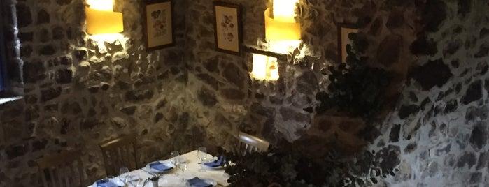 Restaurante El Cordial is one of enrico 님이 저장한 장소.