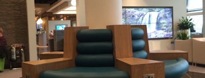 Aer Lingus Gold Circle Lounge is one of UK Trip 2014.