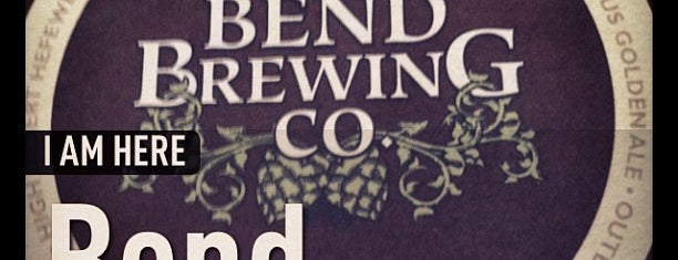 Bend Brewing Company is one of Oregon Breweries.