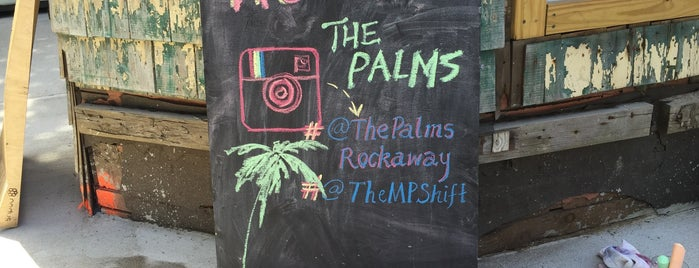 The Palms Rockaway is one of Bars.