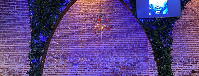 Parq Restaurant & Nightclub is one of San Diego.
