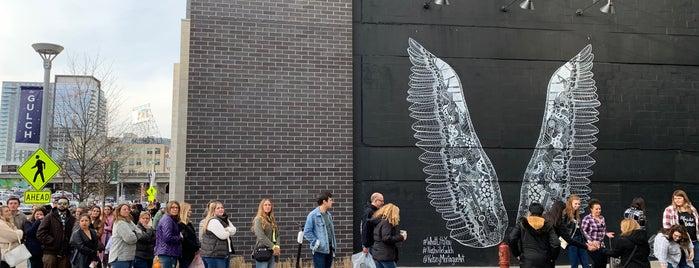 Nashville Whatliftsyou Mural is one of NASHVILLE.