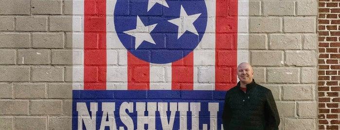 I Believe in Nashville Mural is one of Nashville.