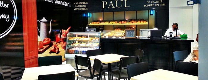 Paul Boulangerie et Patisserie is one of When at The Fort.