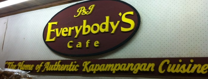 Everybody's Cafe is one of Pampanga Food Tour.