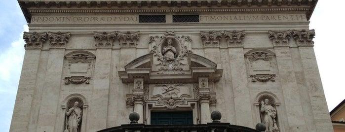 Chiesa dei Santi Domenico e Sisto is one of Rome / Roma.
