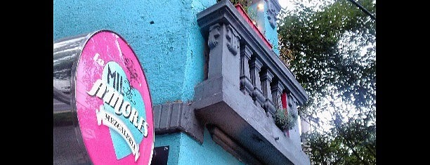 La Mil Amores Mezcalería is one of Mexico City.