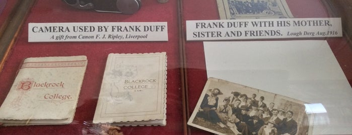 frank duff's home and museum is one of reviews of museums, historical sites, & landmarks.
