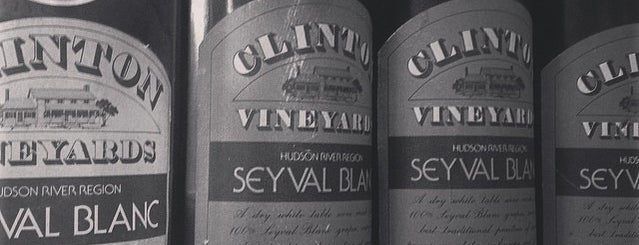 Clinton Vineyards is one of Hudson.