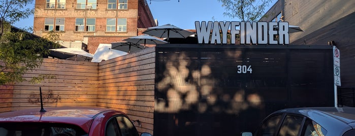 Wayfinder Beer is one of Portland Picks.