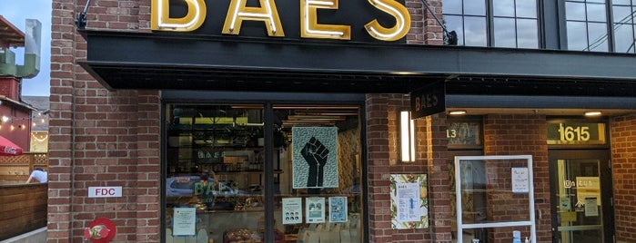 Baes Fried Chicken is one of PDX.