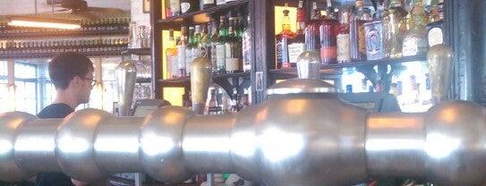 Schiller's Liquor Bar is one of Lower East Side.