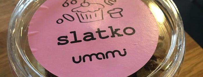 Umami is one of Tempat yang Disimpan b.