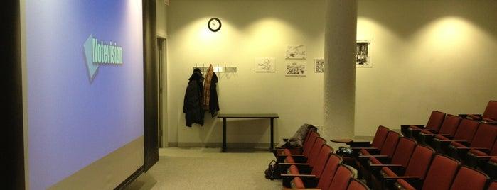 Journalism Department - The Congress Building (C) is one of Crystal'ın Beğendiği Mekanlar.