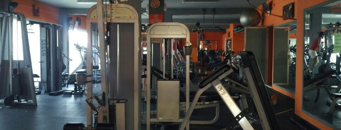 The GYM is one of Melさんのお気に入りスポット.