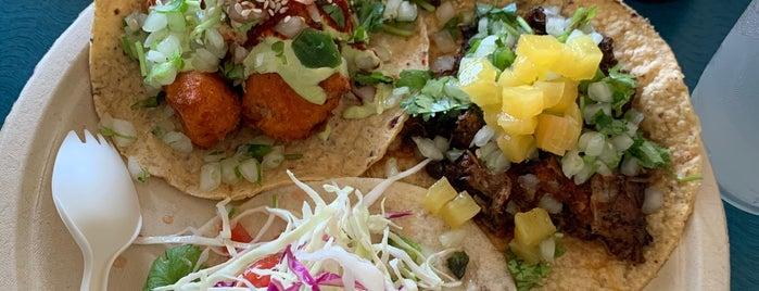 Bull Street Taco is one of Savannah!.