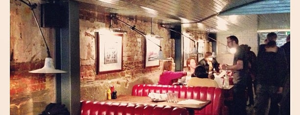 Electric Diner is one of Bons plans Londres.