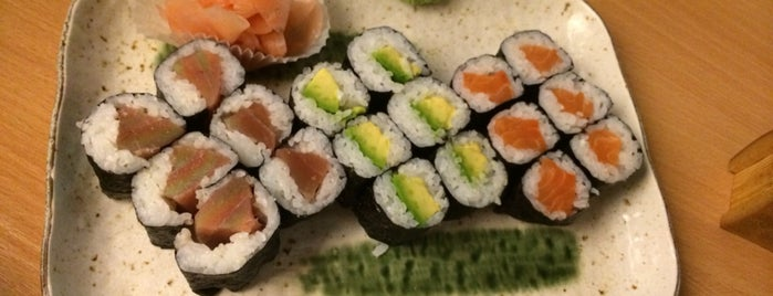 Okuyama No Sushi is one of สถานที่ที่ mary ถูกใจ.