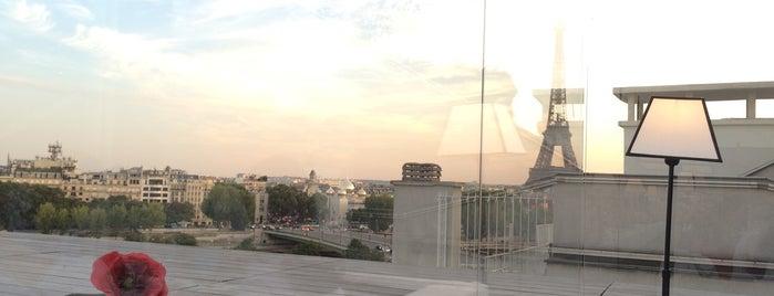 Maison Blanche is one of สถานที่ที่ mary ถูกใจ.