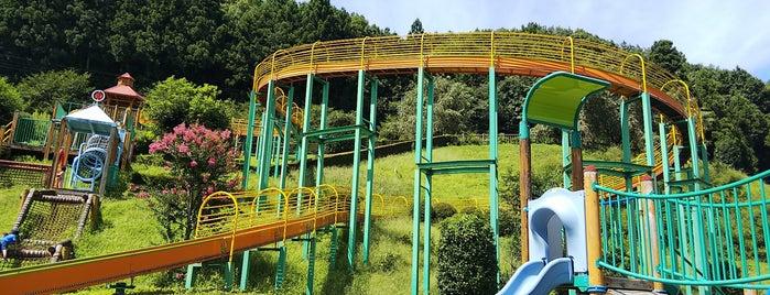 倉渕せせらぎ公園 is one of モリチャン : понравившиеся места.
