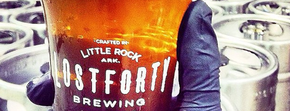 Lost Forty Brewing is one of America's Best Breweries.