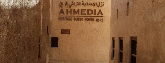 Al Ahmadiya School is one of Dubai #4sqCities.