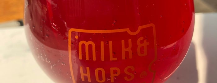 Milk & Hops Chelsea is one of Restos done 4 (2019 May onwards).