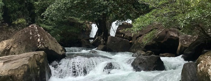 Khlong Chao Waterfall is one of Thailand.