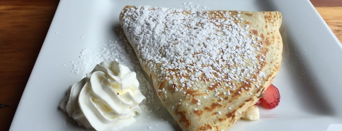 The Skinny Pancake is one of Dartmouth.