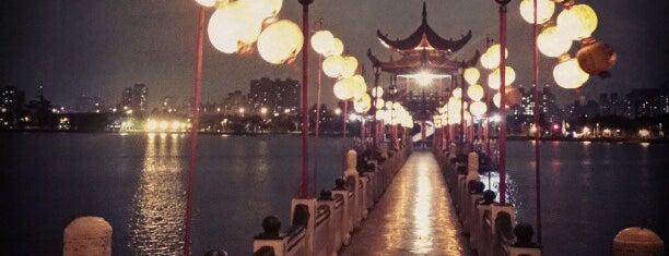 蓮池潭 is one of Taiwan.