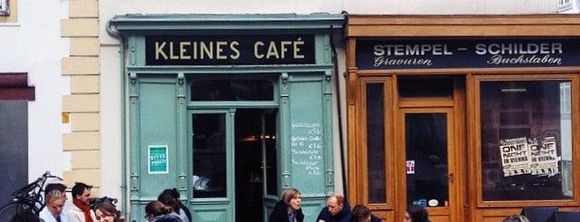 Kleines Café is one of Vienna.