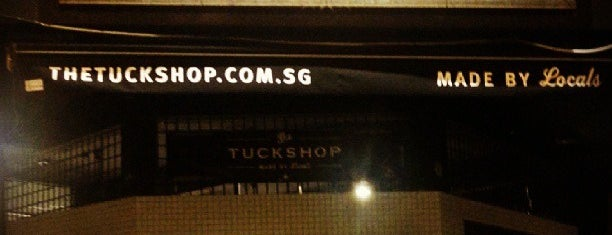The Tuckshop is one of Dennis 님이 저장한 장소.