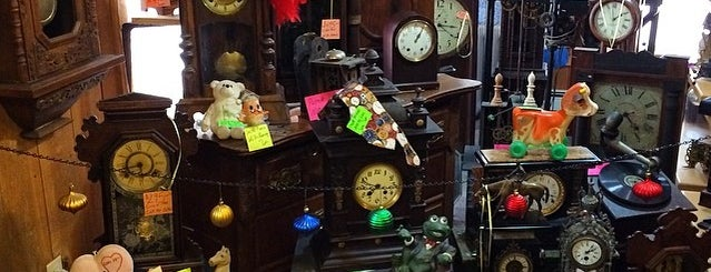 Hyde Park Antique Center is one of Catskills.