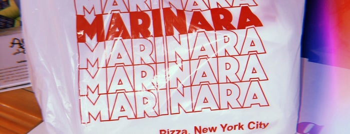 Marinara Pizza Upper East is one of To-Do: NYC.