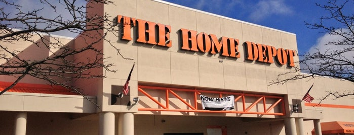 The Home Depot is one of Local - Neighborhood.