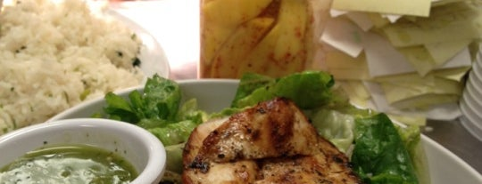 Leña Latin Grill is one of Healthy Eating.