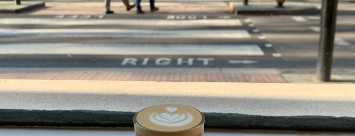 Catalyst Cafe is one of LONDON COFFEE.